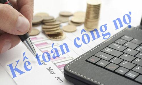 Kết quả hình ảnh cho kế toán công nợ là gì