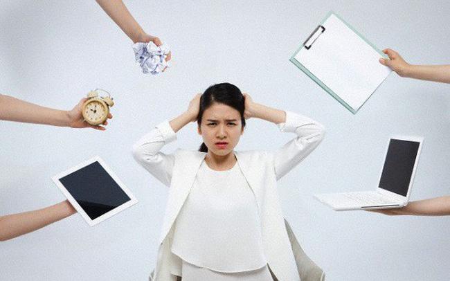 """Căng thẳng, áp lực thực sự có thể """"ăn mòn"""" bạn: Nếu không thể nghỉ việc,"""