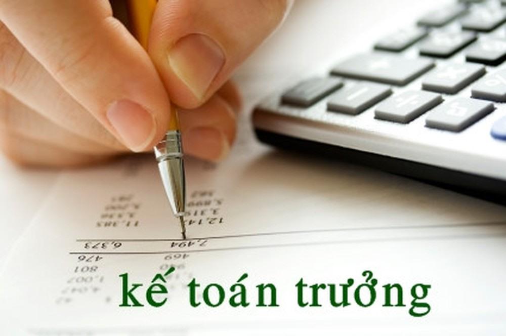 Có thể đồng thời làm kế toán trưởng của 2 công ty? | Lao Động Online |  LAODONG.VN - Tin tức mới nhất 24h