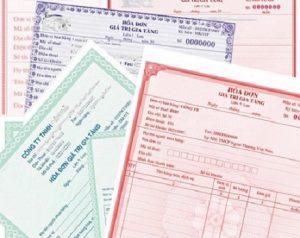 Hạch toán hóa đơn