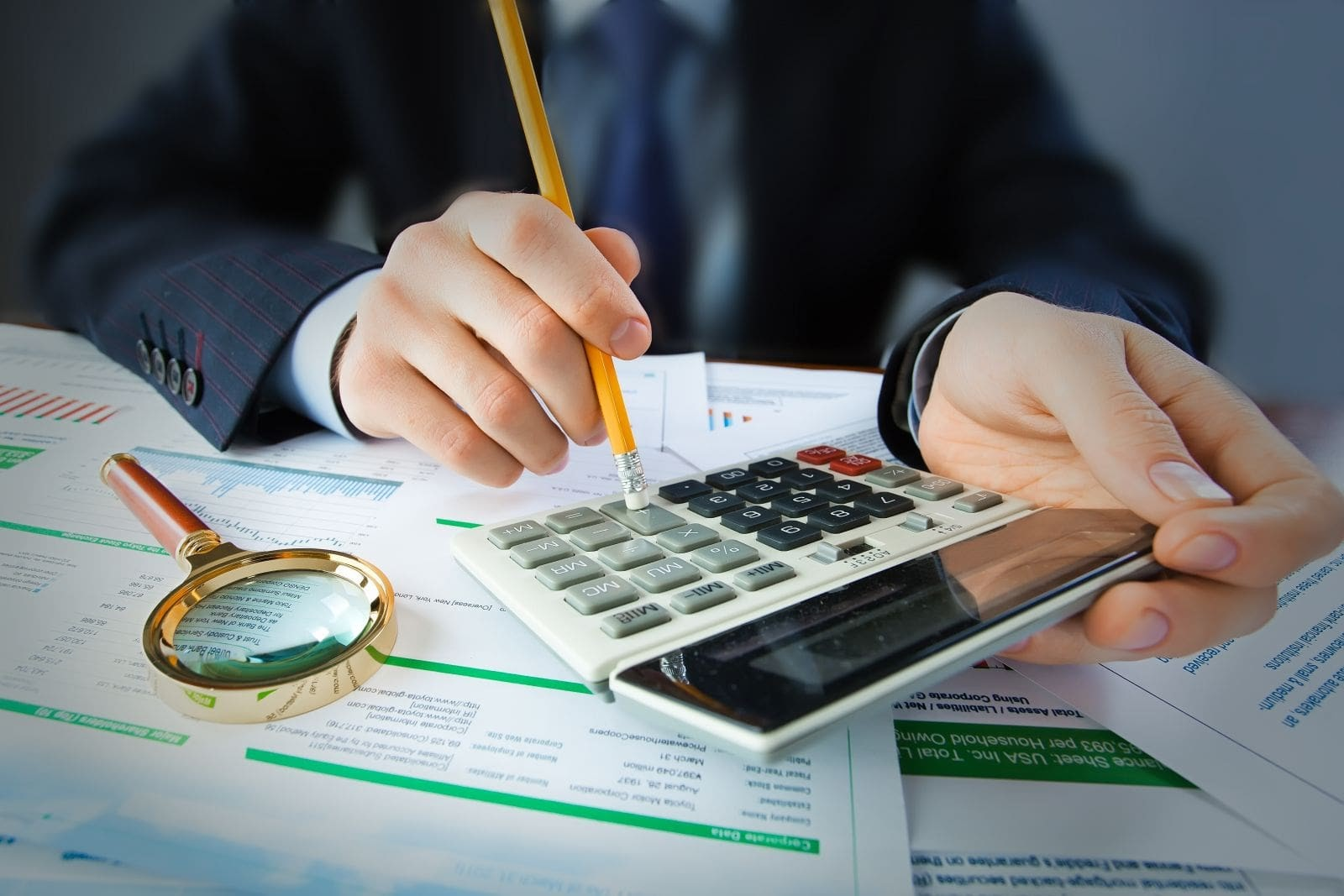 Định nghĩacông việc kế toán nội bộ