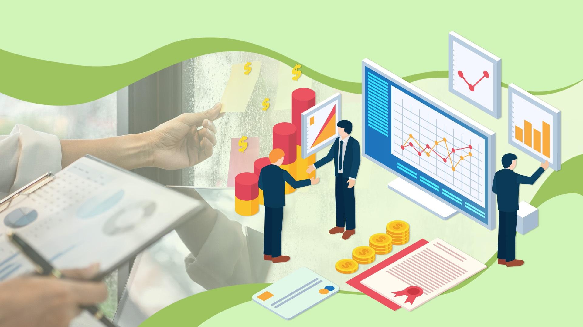 Công tác kế toán tập trung là hình thức tổ chức gì? - Đại lý thuế Trọng Tín